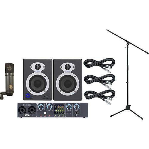 Focusrite Saffire Pro 24 Recording Package thumbnail