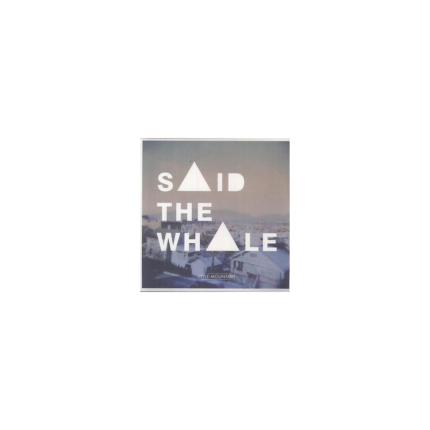 Alliance Said the Whale - Little Mountain thumbnail