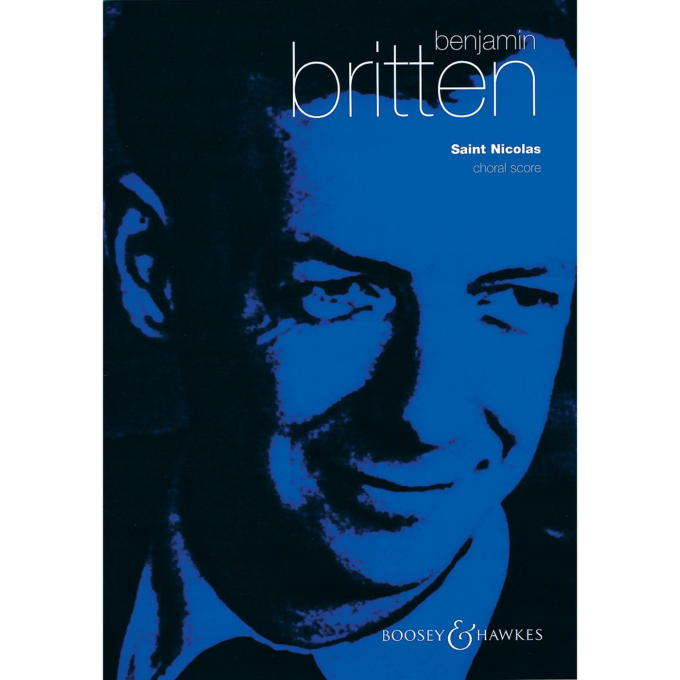 Boosey and Hawkes Saint Nicolas, Op. 42 (Choral Score) SATB composed by Benjamin Britten thumbnail