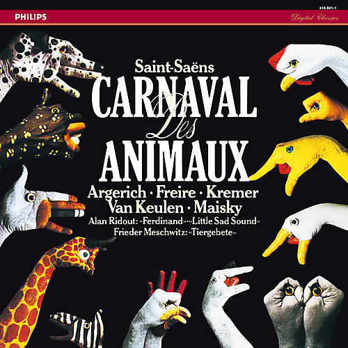 Alliance Saint-Saens - Carnaval Des Animaux thumbnail