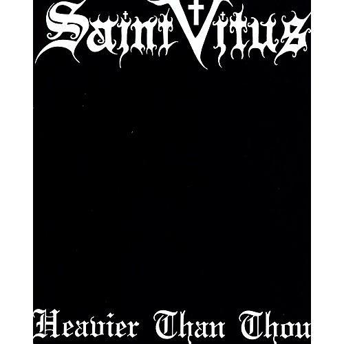 Alliance Saint Vitus - Heavier Than Thou thumbnail