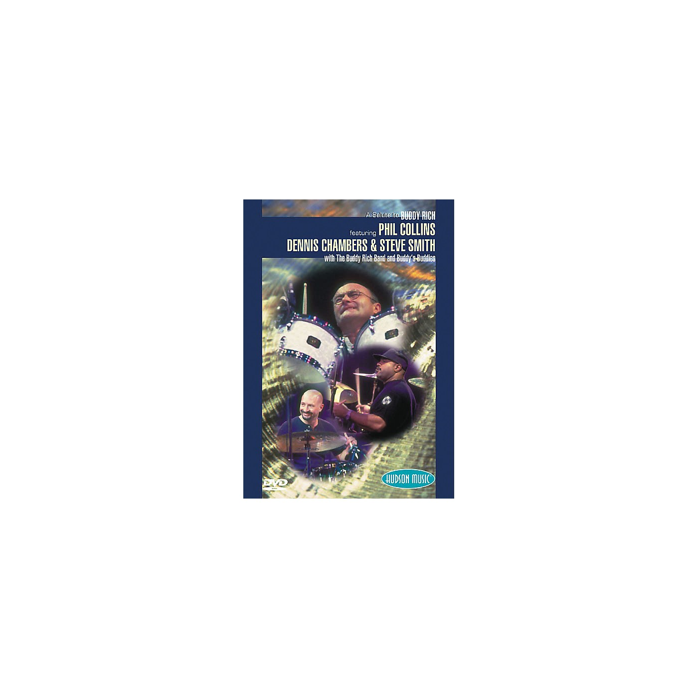 Hudson Music Salute To Buddy Rich (DVD) thumbnail