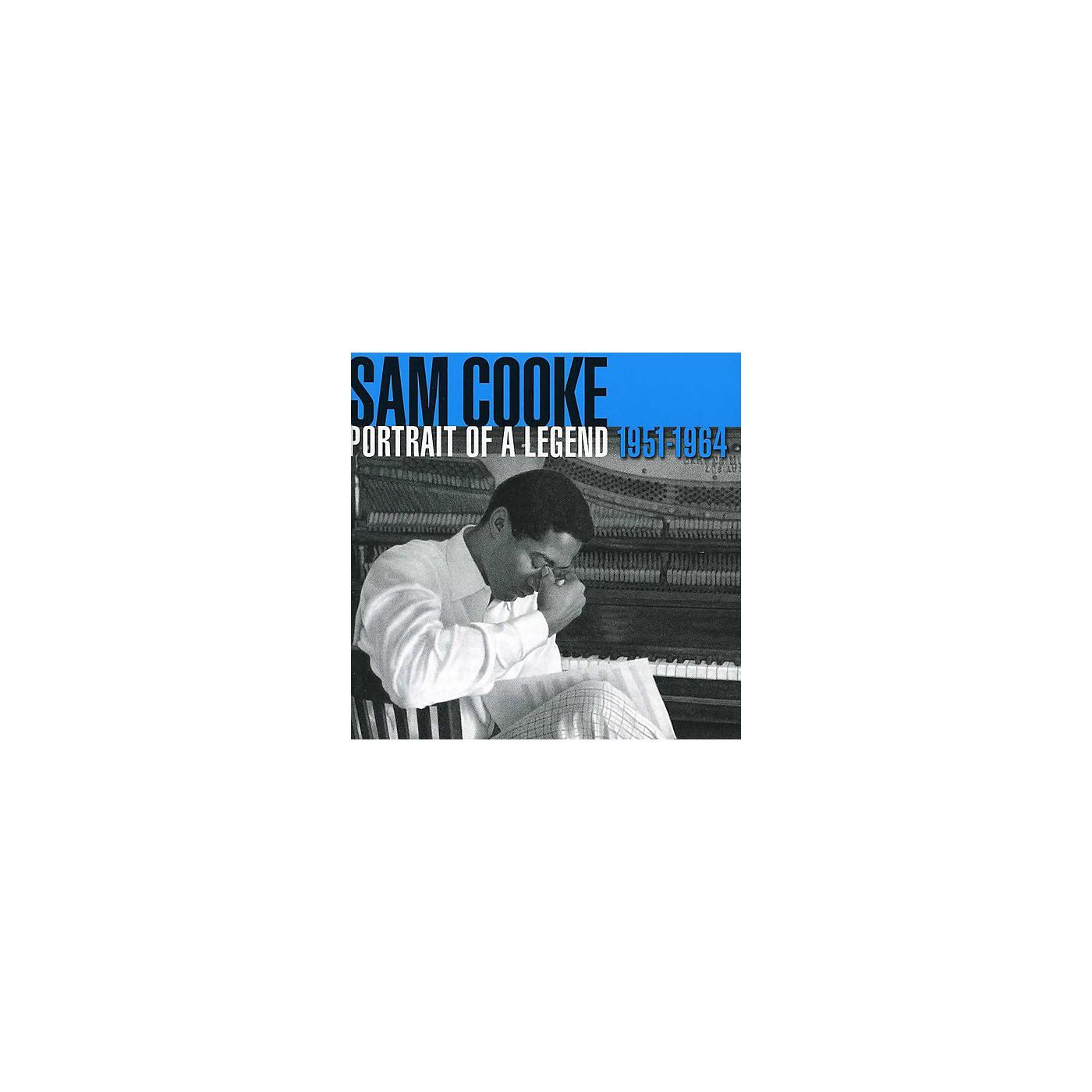 Alliance Sam Cooke - Portrait of a Legend 1951-1964 (CD) thumbnail