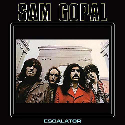 Alliance Sam Gopal - Escalator thumbnail