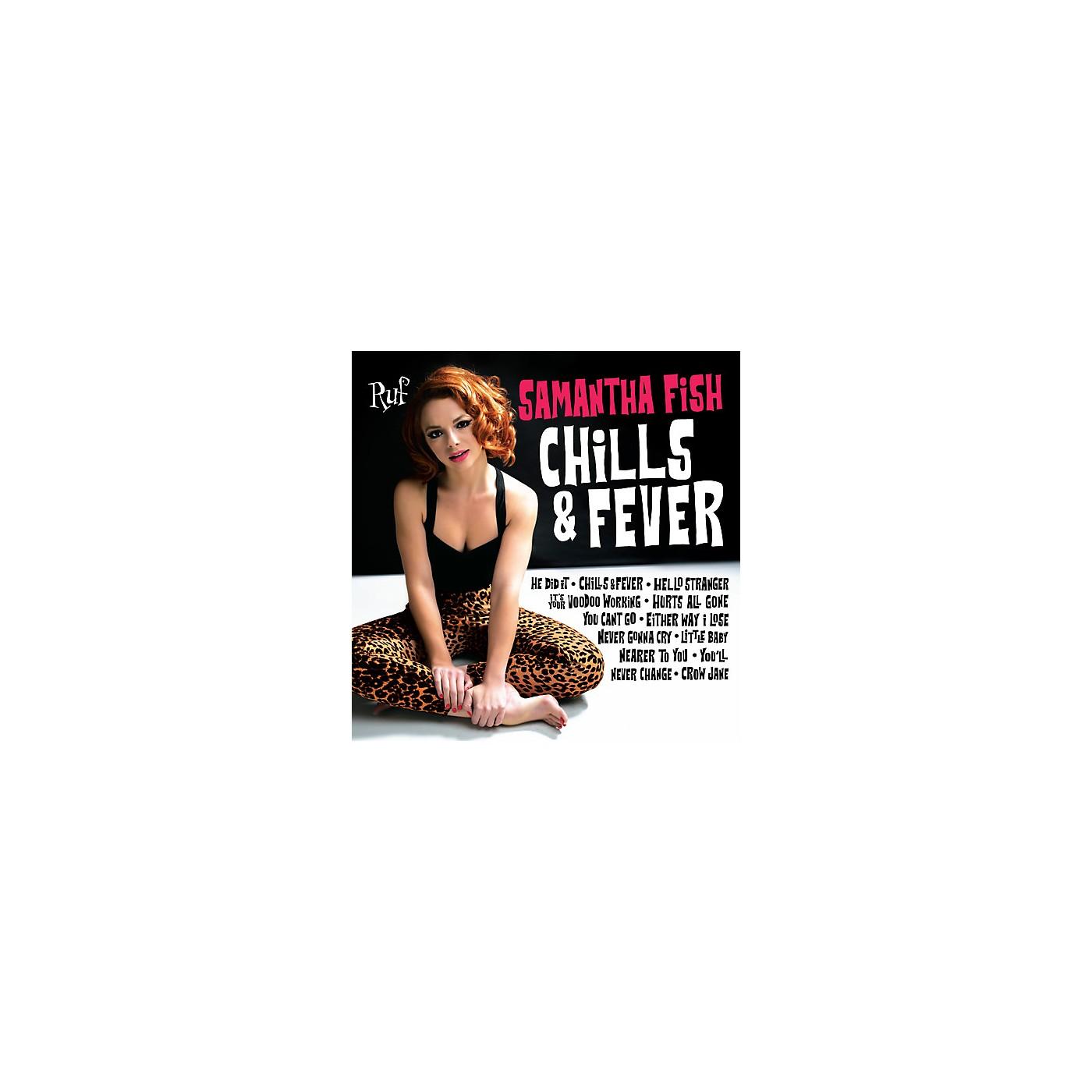 Alliance Samantha Fish - Chills & Fever thumbnail
