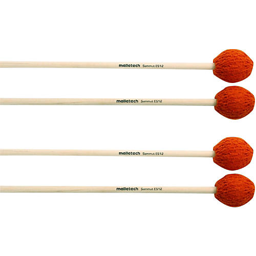 Malletech Sammut Marimba Mallets Set of 4 (2 Matched Pairs) thumbnail