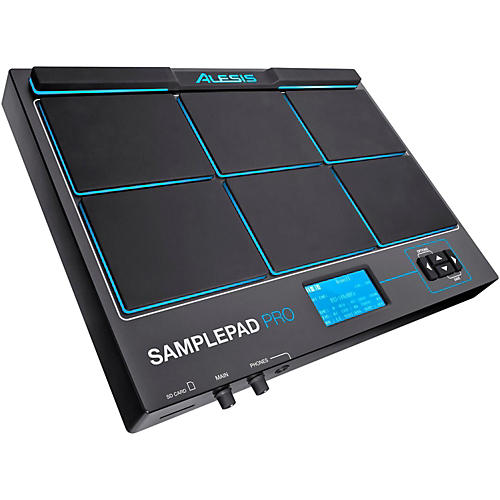 Alesis Sample Pad Pro Percussion Pad With Onboard Sound Storage thumbnail