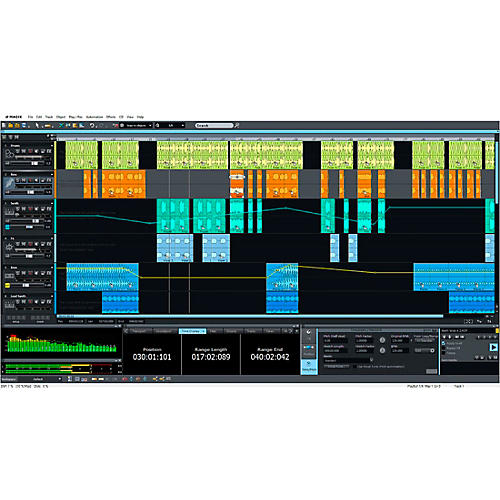 Magix Samplitude Music Studio 2019 thumbnail