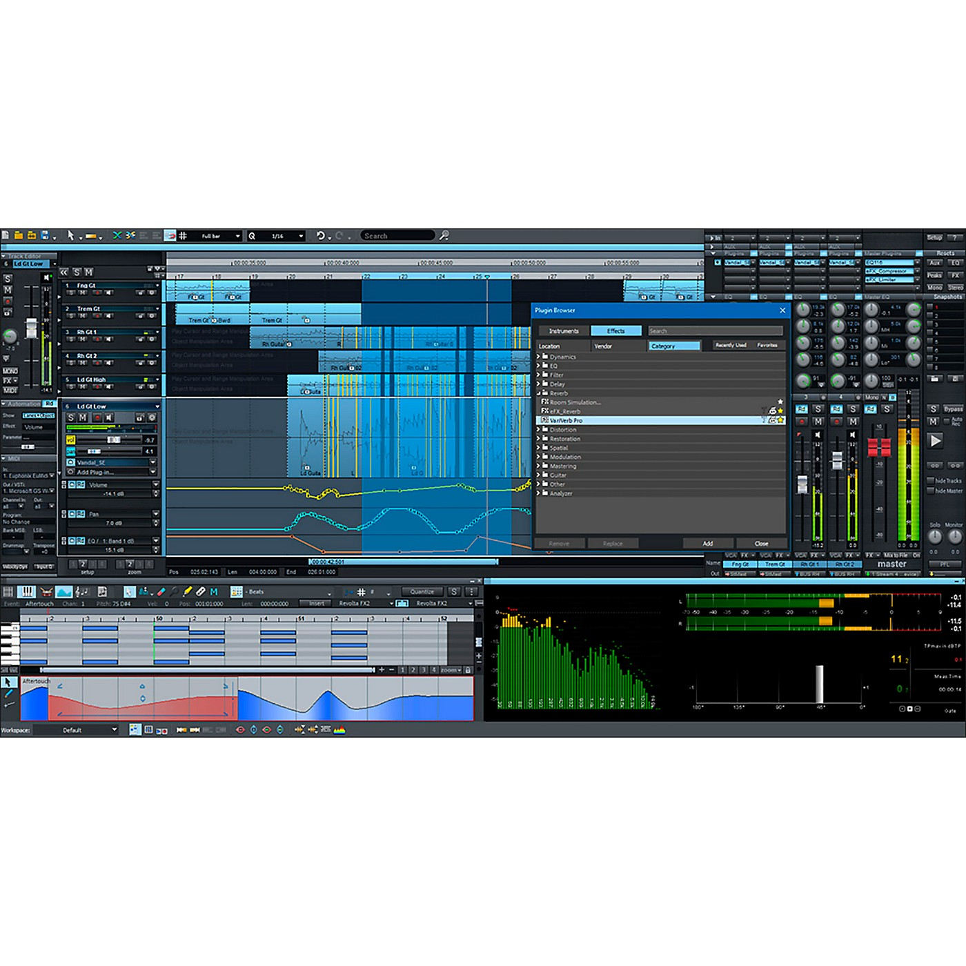 Magix Samplitude Pro X4 EDU Upgrade thumbnail