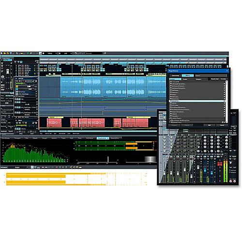 Magix Samplitude Pro X4 Suite thumbnail