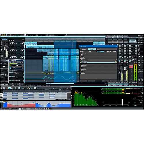 Magix Samplitude Pro X4 Upgrade thumbnail