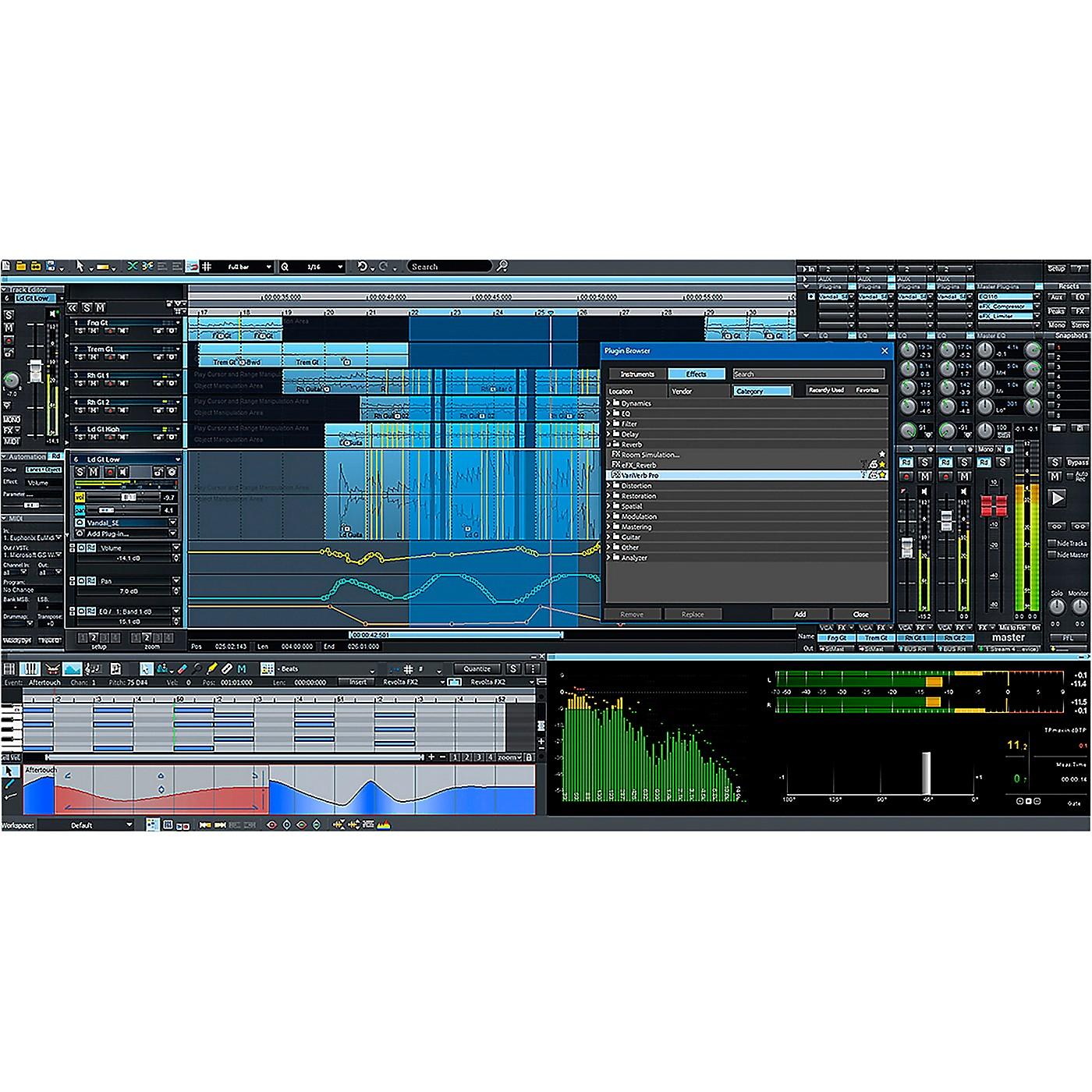 Magix Samplitude Pro X4 thumbnail