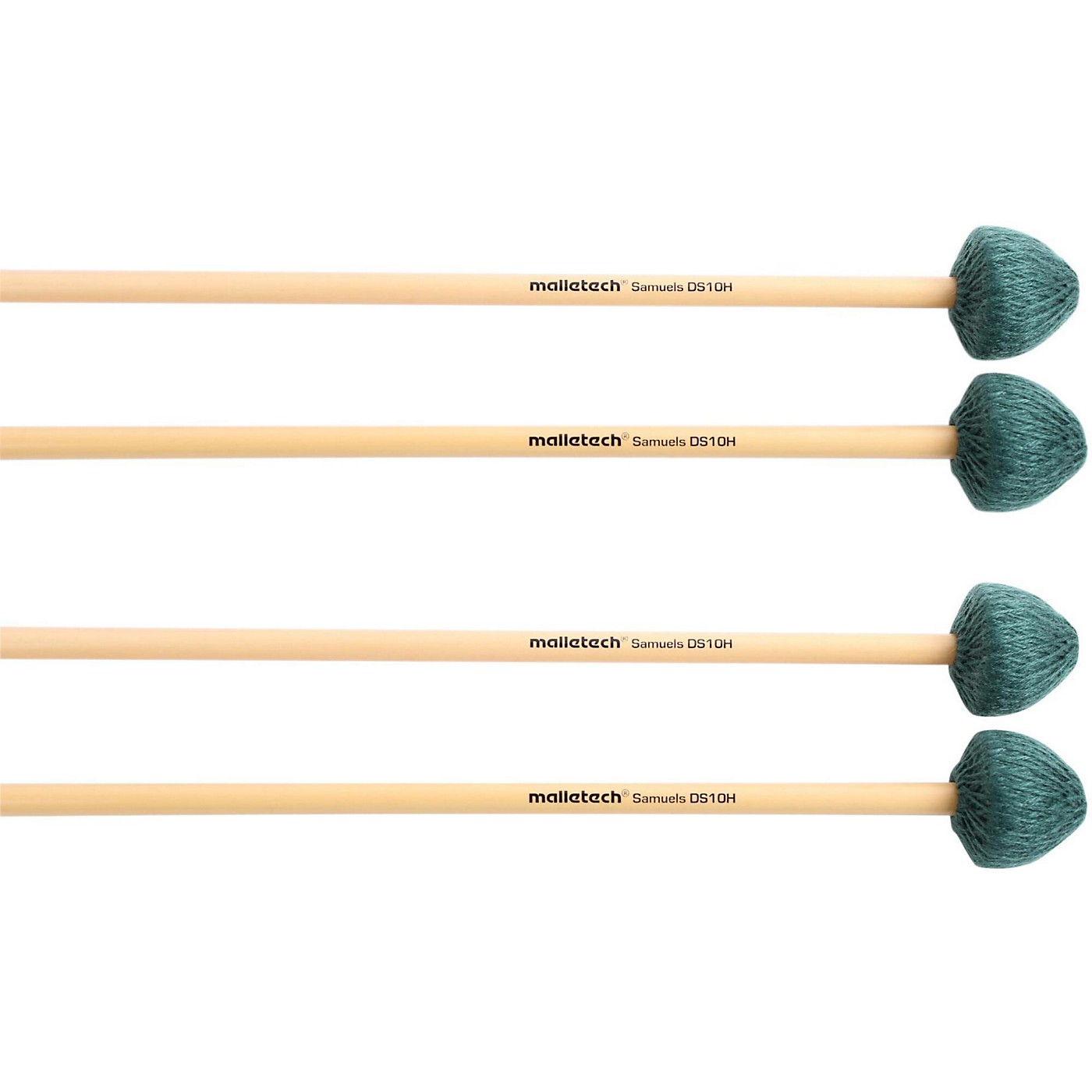 Malletech Samuels Vibraphone Mallets Set of 4 (2 Matched Pairs) thumbnail