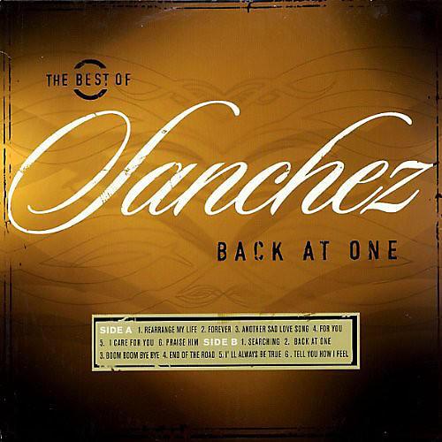 Alliance Sanchez - Best of Sanchez: Back at One thumbnail