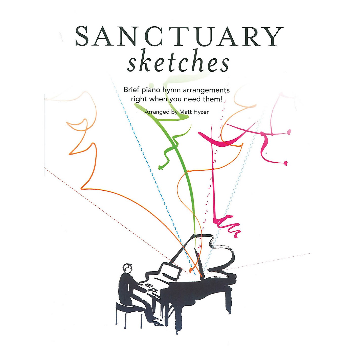 Shawnee Press Sanctuary Sketches (Piano Collection) thumbnail