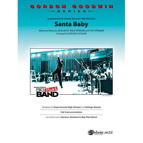 BELWIN Santa Baby Jazz Ensemble Grade 6 (Professional / Very Advanced) thumbnail