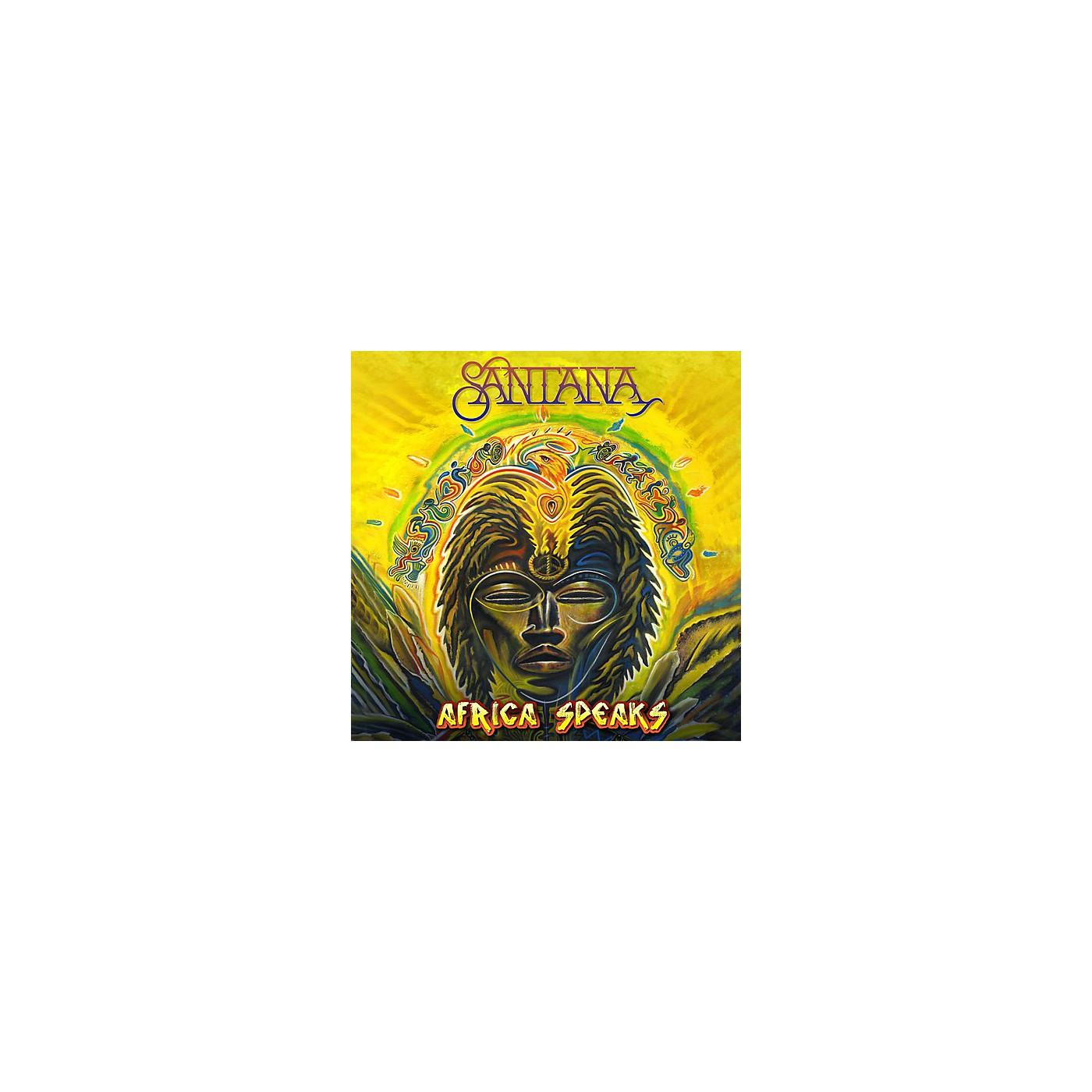 Alliance Santana - Africa Speaks (CD) thumbnail