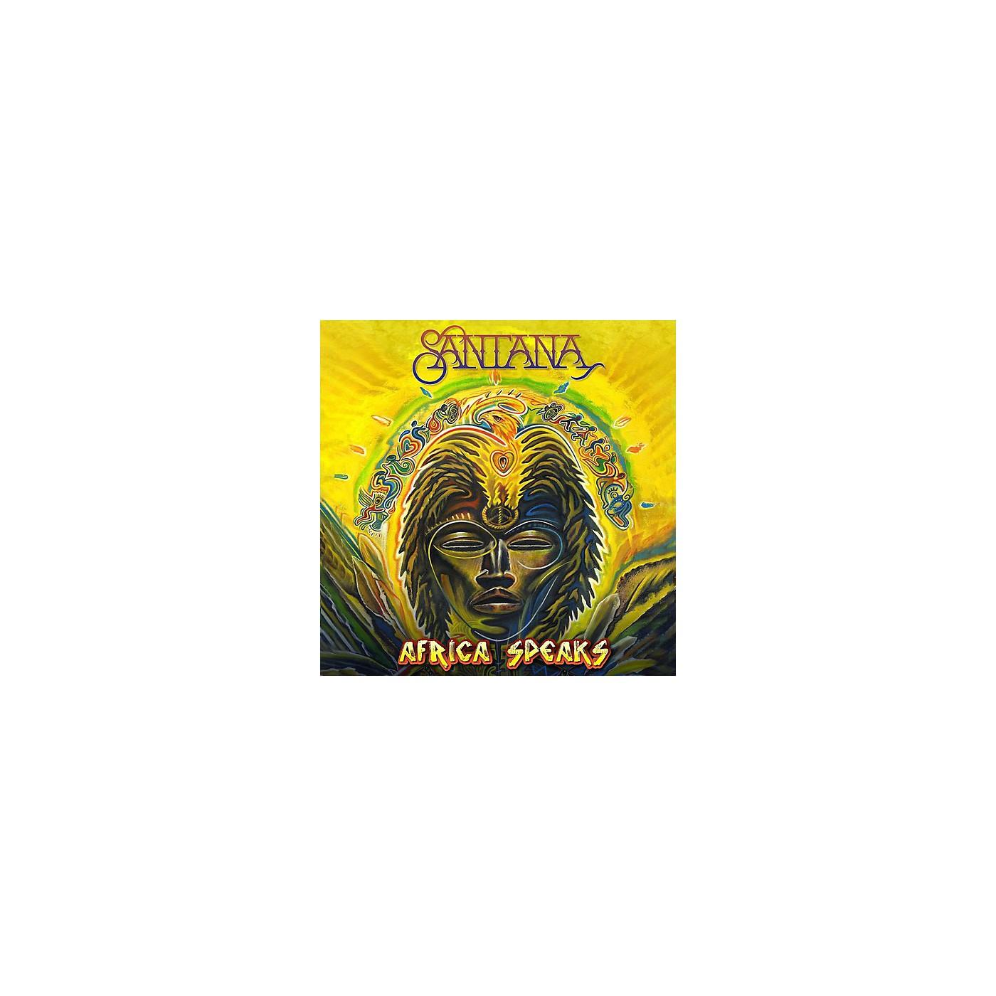 Alliance Santana - Africa Speaks thumbnail