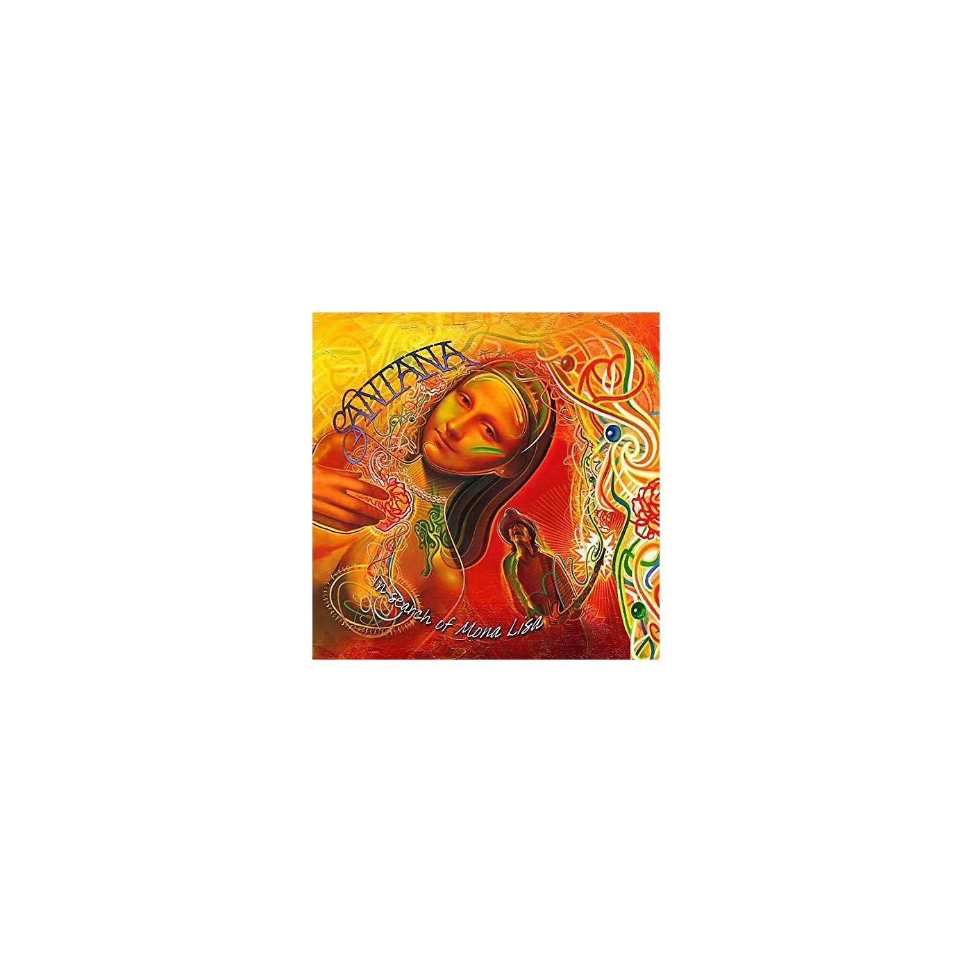 Alliance Santana - In Search Of Mona Lisa (CD) thumbnail