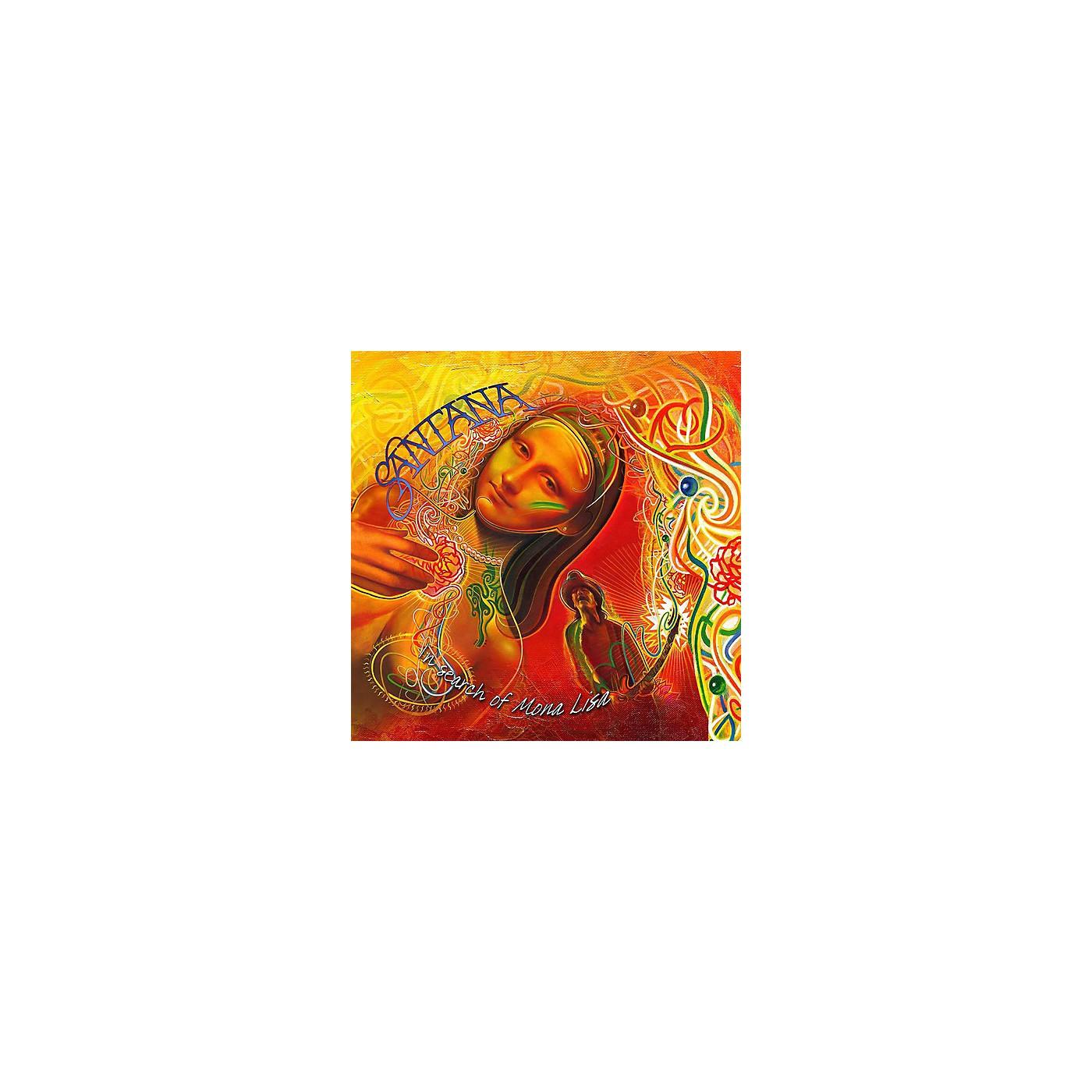 Alliance Santana - In Search Of Mona Lisa thumbnail