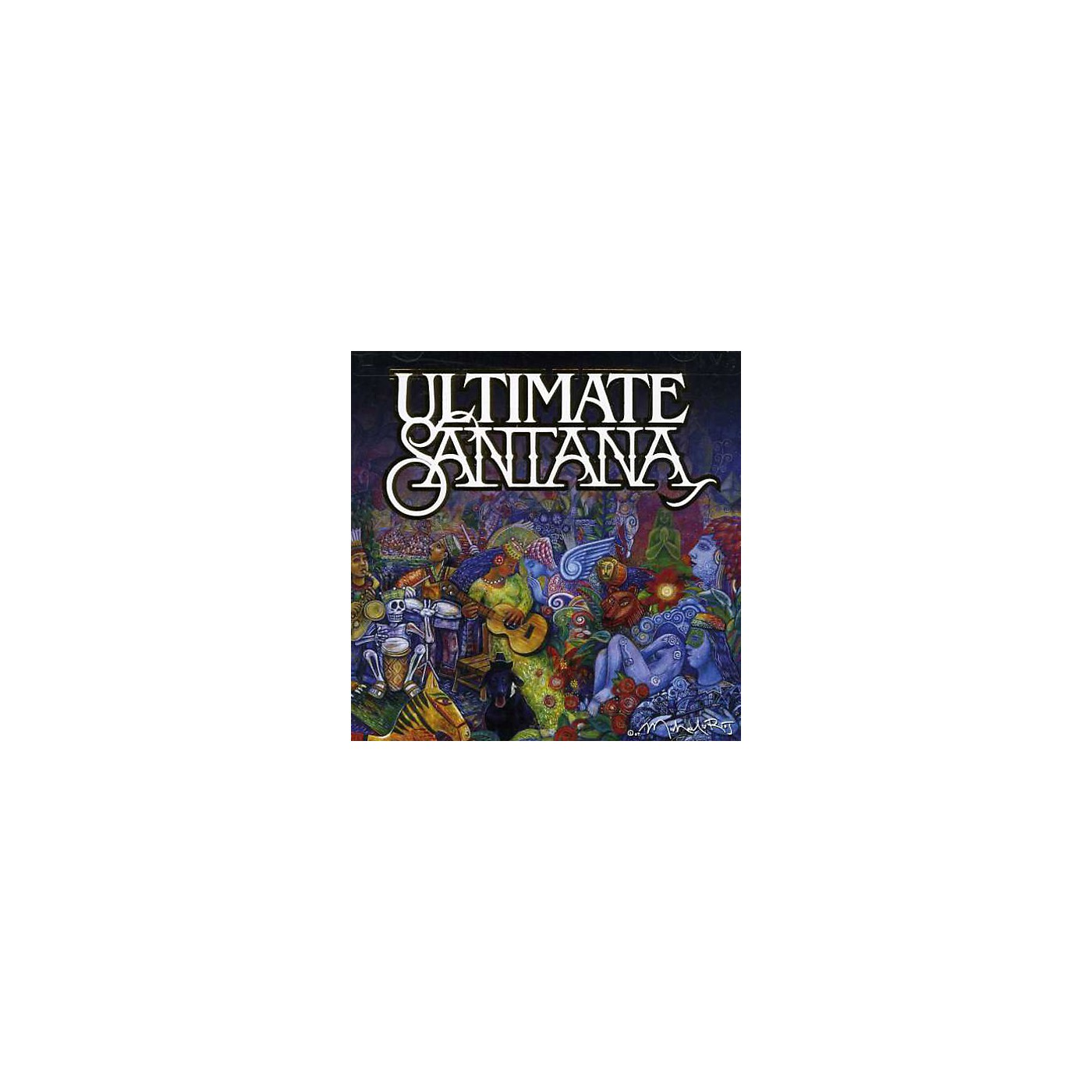 Alliance Santana - The Ultimate Santana: His All Time Greatest Hits (CD) thumbnail