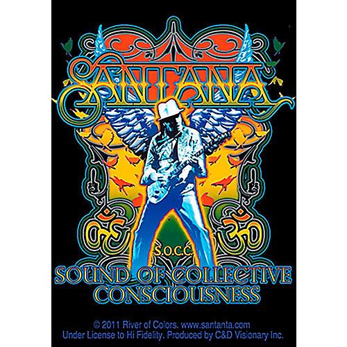 C&D Visionary Santana Magnet thumbnail