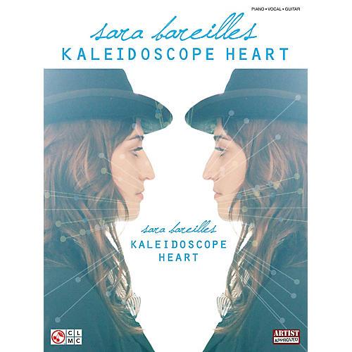 Cherry Lane Sara Bareilles - Kaleidoscope Heart PVG Songbook thumbnail