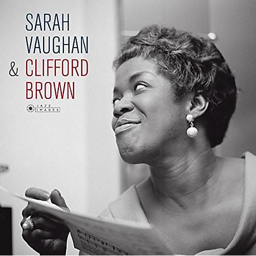Alliance Sarah Vaughan - Sarah Vaughan & Clifford Brown + 1 Bonus Track (Cover Photo ByJean-Pierre Leloir) thumbnail