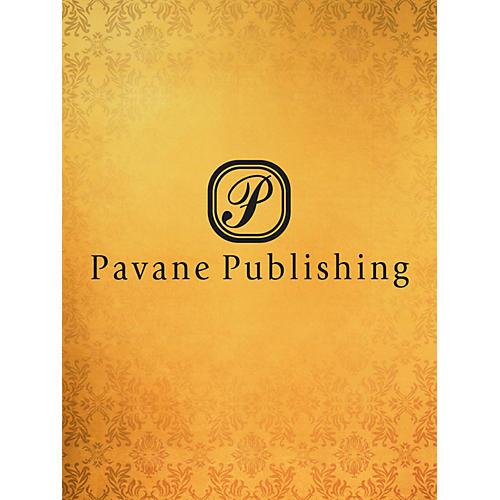 Pavane Sara's Band 2-Part Arranged by Ellen Foncannon thumbnail