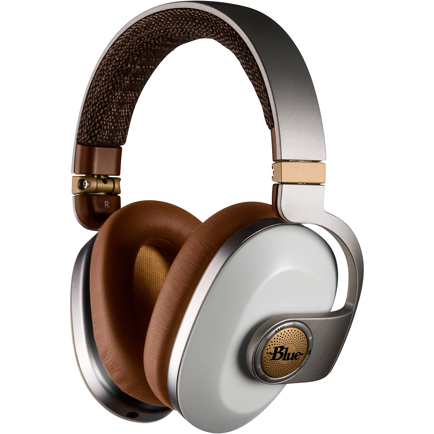 BLUE Satellite Premium Noise-Cancelling Wireless Headphones with Built-In Audiophile Amp thumbnail