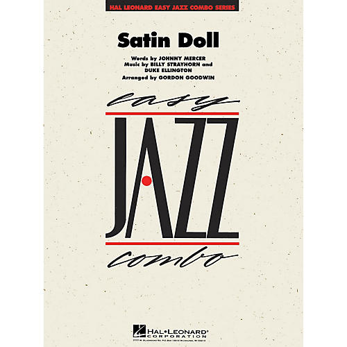 Hal Leonard Satin Doll Jazz Band Level 2 Arranged by Gordon Goodwin thumbnail