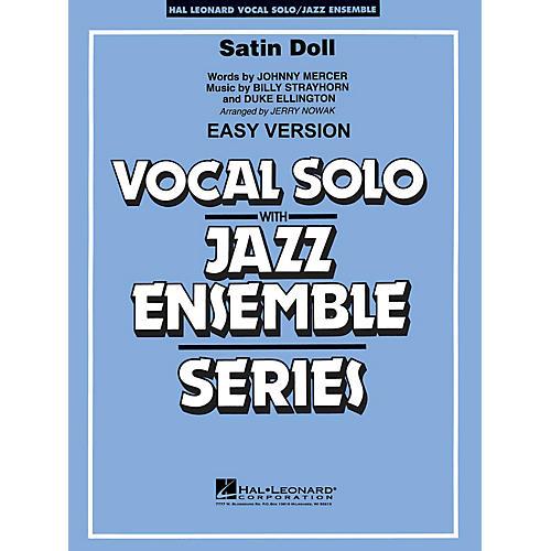 Hal Leonard Satin Doll (Key: Bb) Jazz Band Level 3-4 Composed by Duke Ellington thumbnail