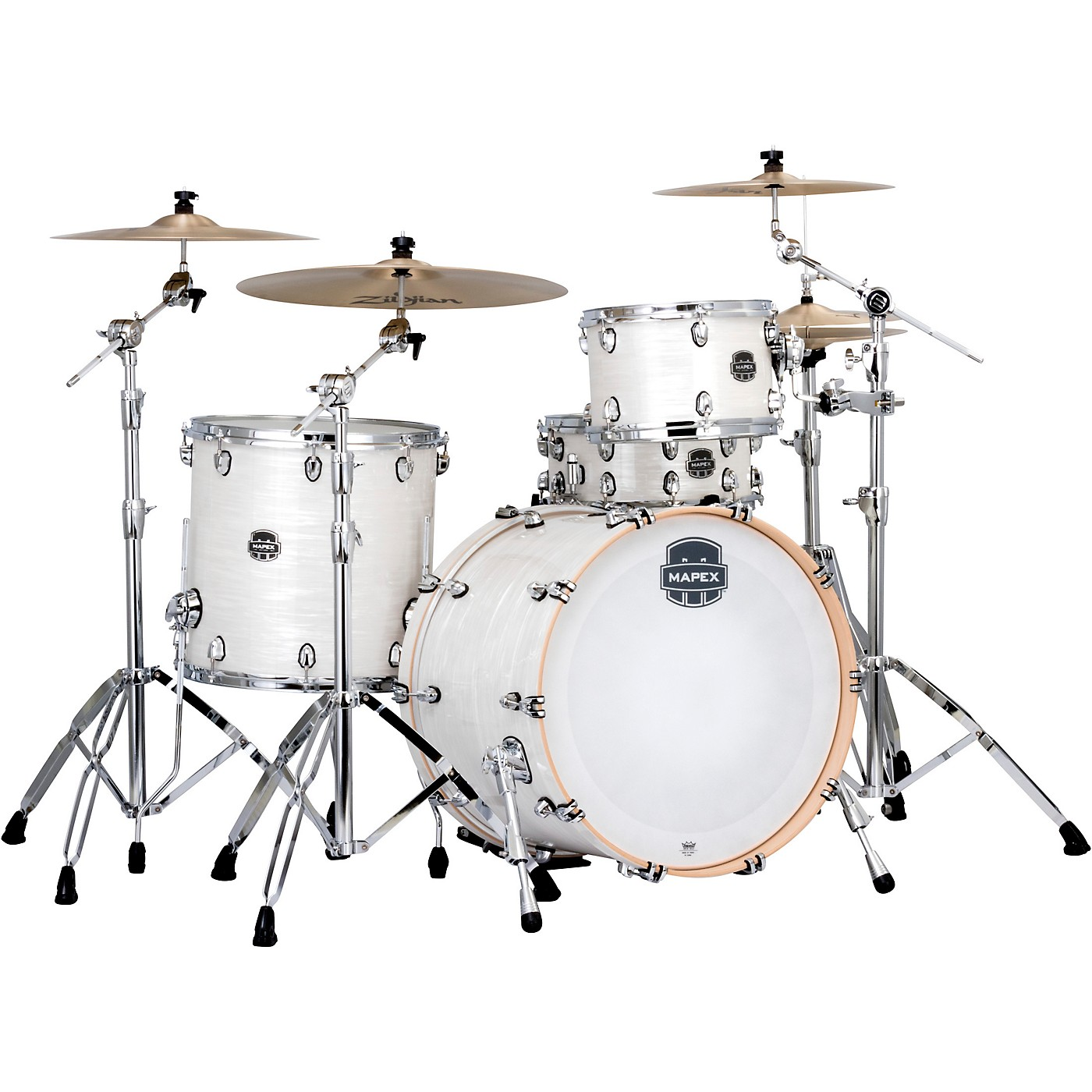 Mapex Saturn V Tour 3-Piece Shell Pack with 22 in. Bass Drum thumbnail