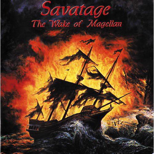 Alliance Savatage - Wake of Magellanae thumbnail