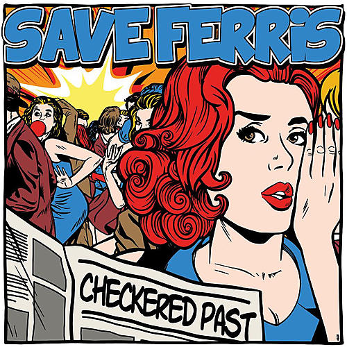 Alliance Save Ferris - Checkered Past thumbnail