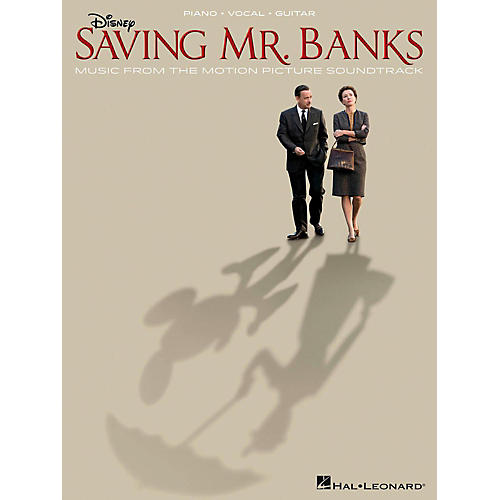 Hal Leonard Saving Mr. Banks - Music From The Motion Picture Soundtrack thumbnail