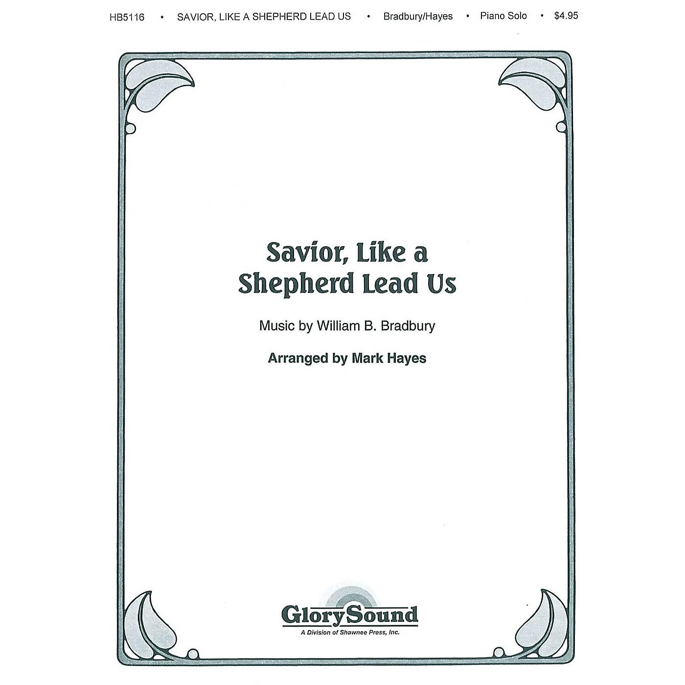 Shawnee Press Savior, Like a Shepherd Lead Us (Piano Solo) thumbnail