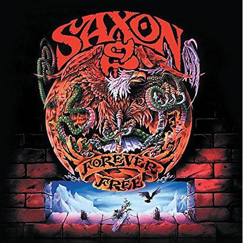 Alliance Saxon - Forever Free thumbnail