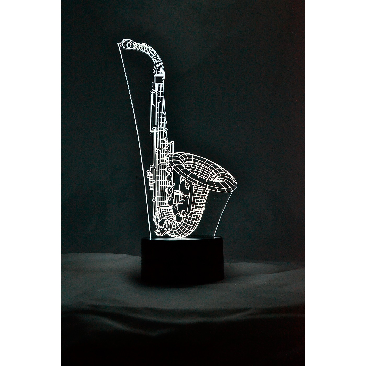 AIM Saxophone 3D LED Lamp Optical Illusion Light thumbnail