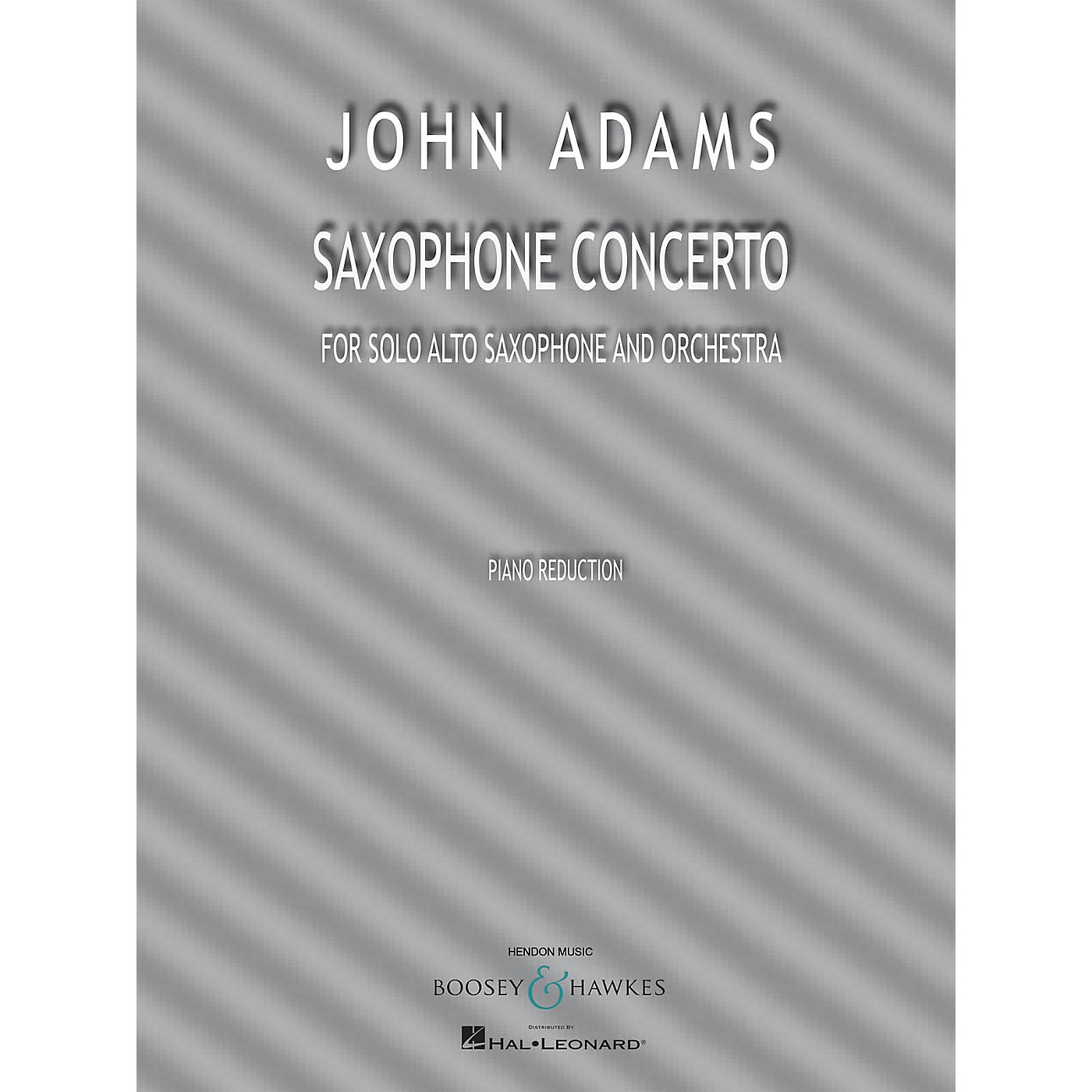 Boosey and Hawkes Saxophone Concerto Boosey & Hawkes Chamber Music Series Book thumbnail