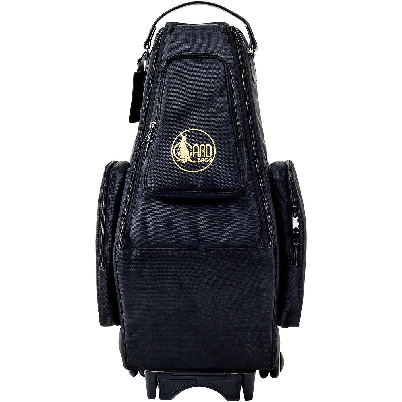 Gard Saxophone Wheelie Bag in Synthetic with Leather Trim thumbnail