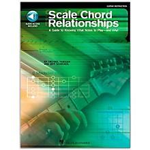 Hal Leonard Scale Chord Relationships (Book/Online Audio)