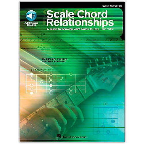 Hal Leonard Scale Chord Relationships (Book/Online Audio) thumbnail