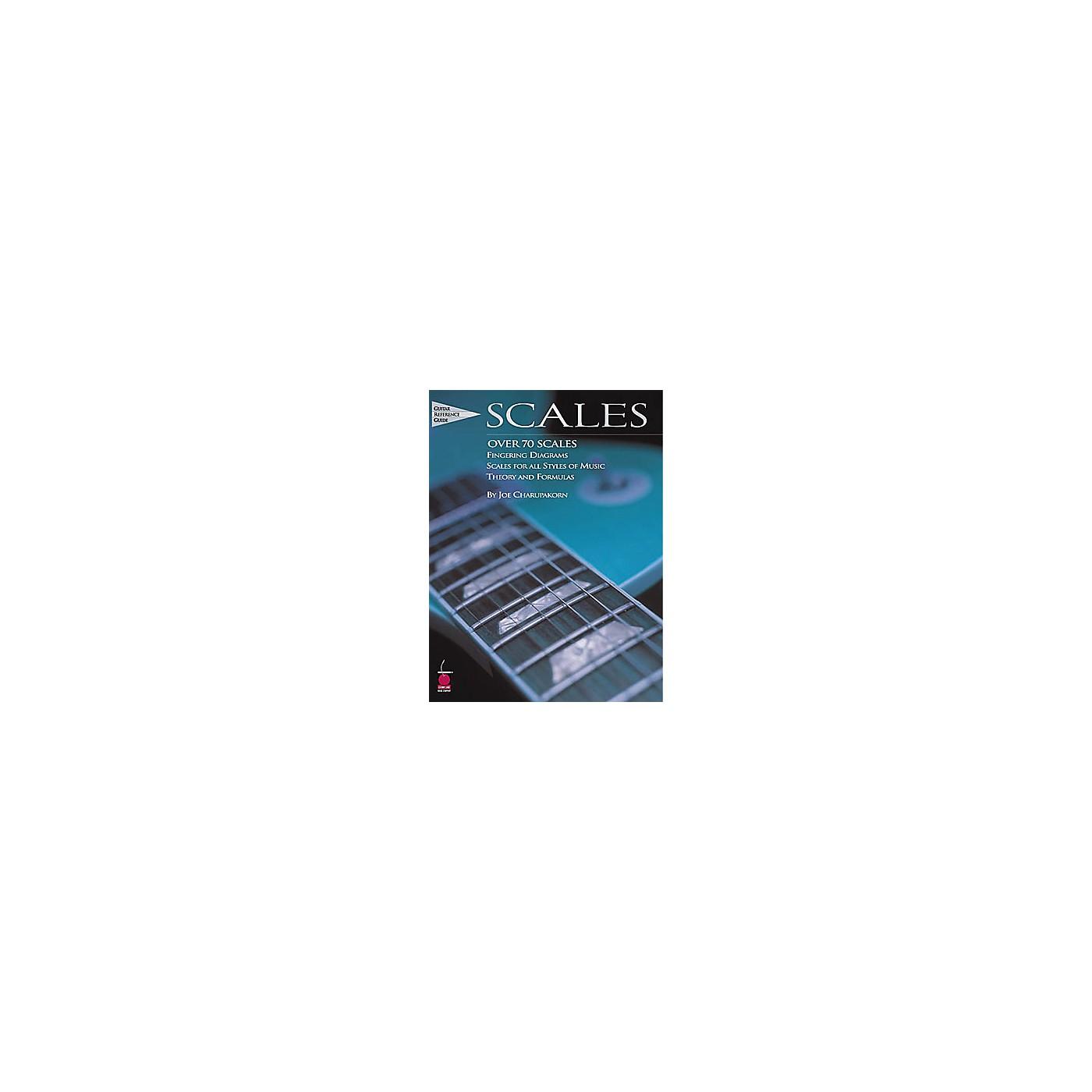 Cherry Lane Scales Book thumbnail