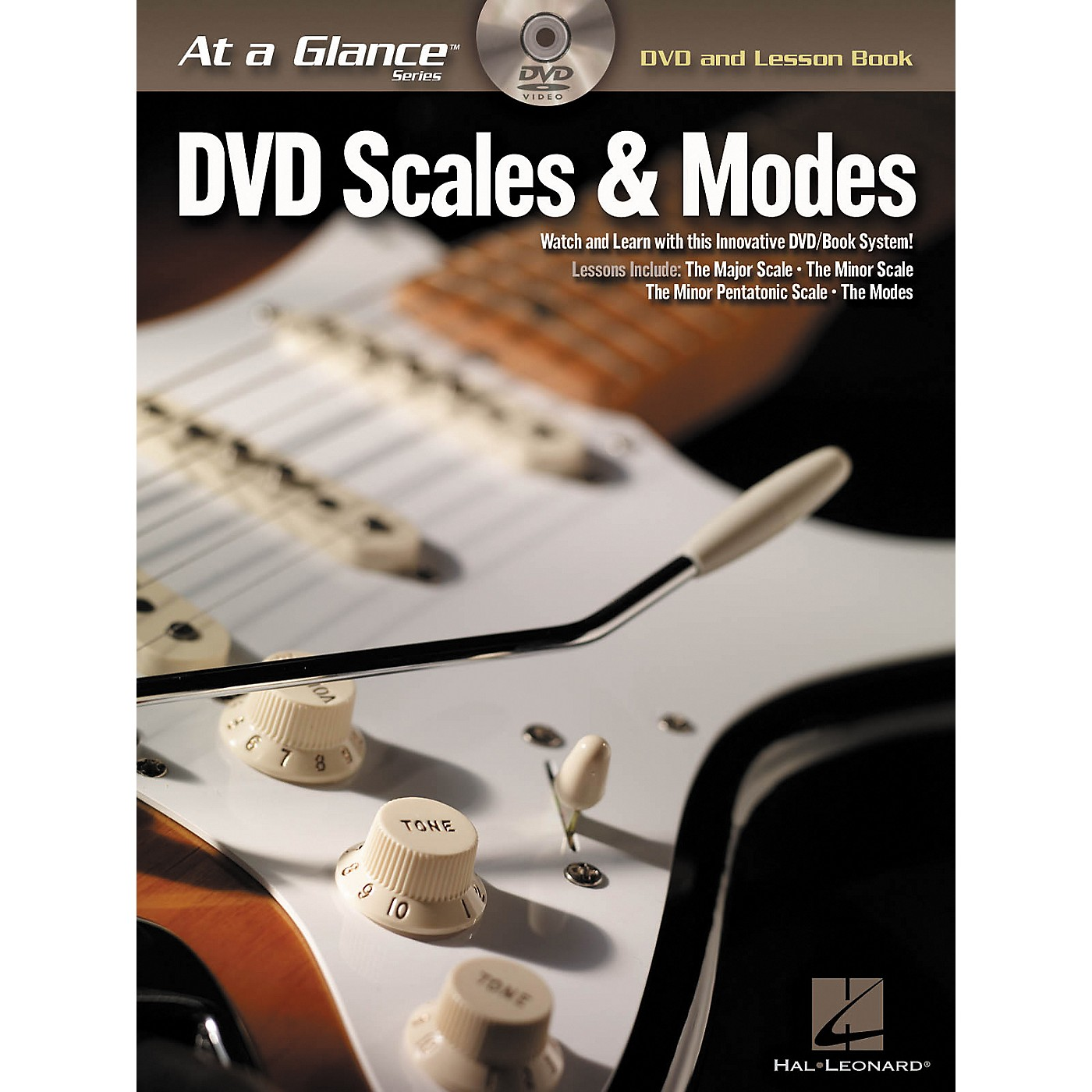 Hal Leonard Scales & Modes At a Glance DVD with Tab thumbnail