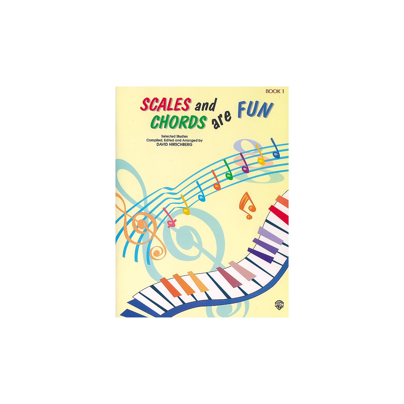 Alfred Scales and Chords Are Fun Book 1 (Major) thumbnail