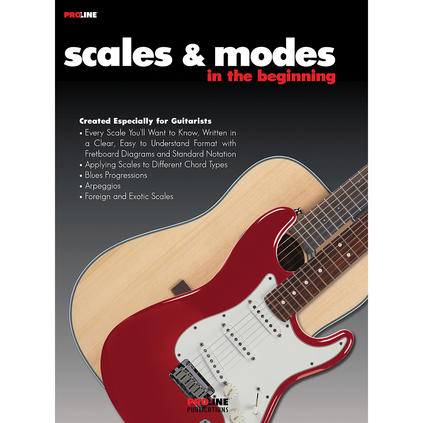 Hal Leonard Scales and Modes In the Beginning Book thumbnail