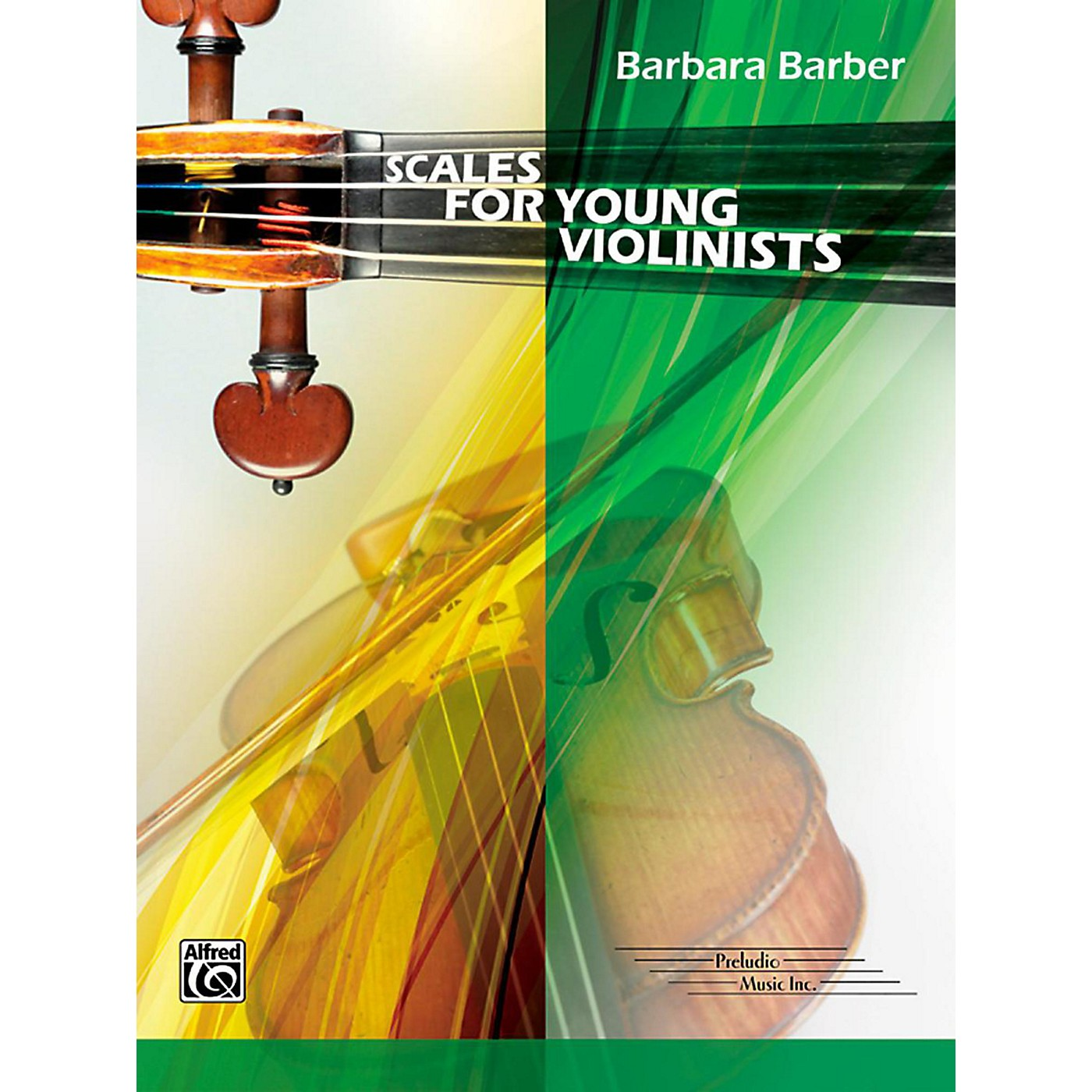 Alfred Scales for Young Violinists Book thumbnail