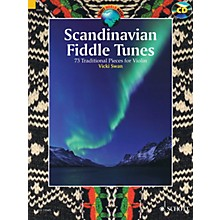 Schott Scandinavian Fiddle Tunes (73 Pieces for Violin) String Series Softcover with CD