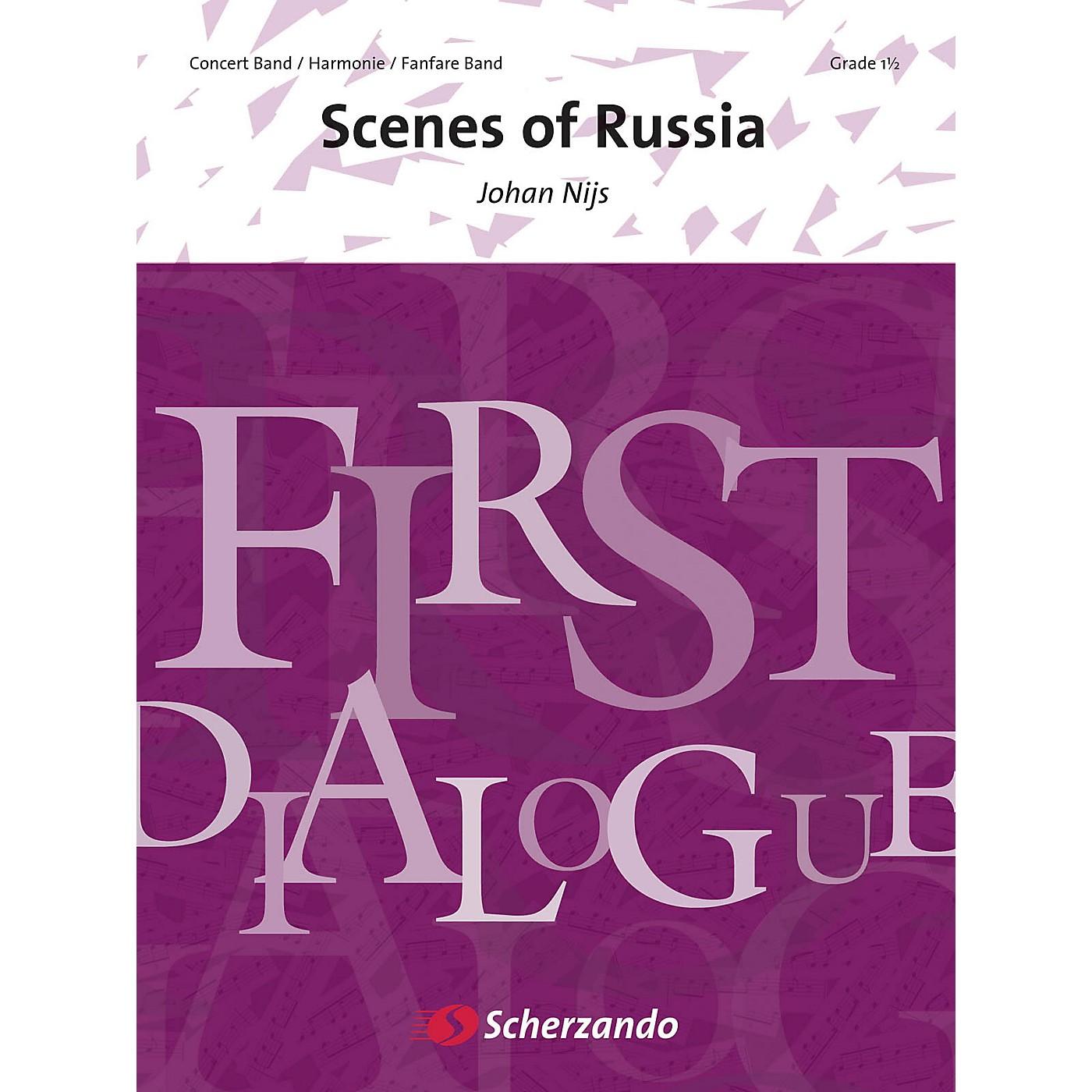 Hal Leonard Scenes Of Russia (grade 2) Full Score Concert Band thumbnail